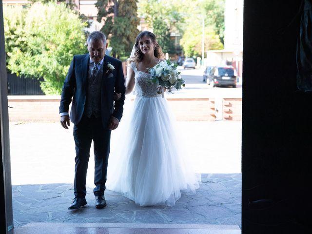 Il matrimonio di Giulia e Gabriele a Modena, Modena 52