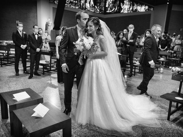 Il matrimonio di Giulia e Gabriele a Modena, Modena 55