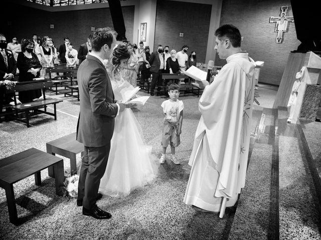 Il matrimonio di Giulia e Gabriele a Modena, Modena 58