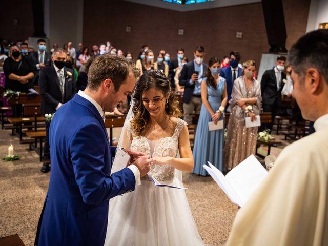Il matrimonio di Giulia e Gabriele a Modena, Modena 59