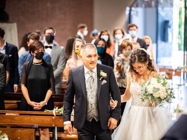 Il matrimonio di Giulia e Gabriele a Modena, Modena 67