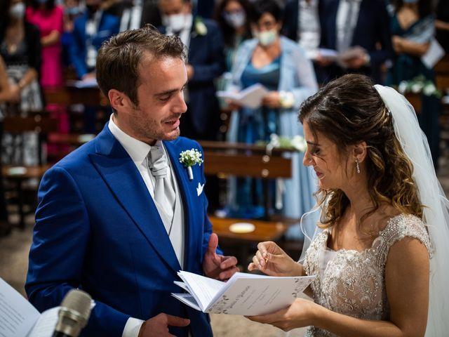 Il matrimonio di Giulia e Gabriele a Modena, Modena 77
