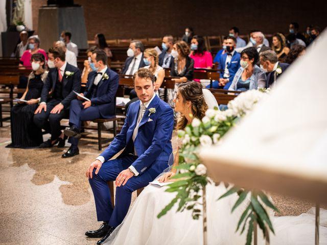 Il matrimonio di Giulia e Gabriele a Modena, Modena 81