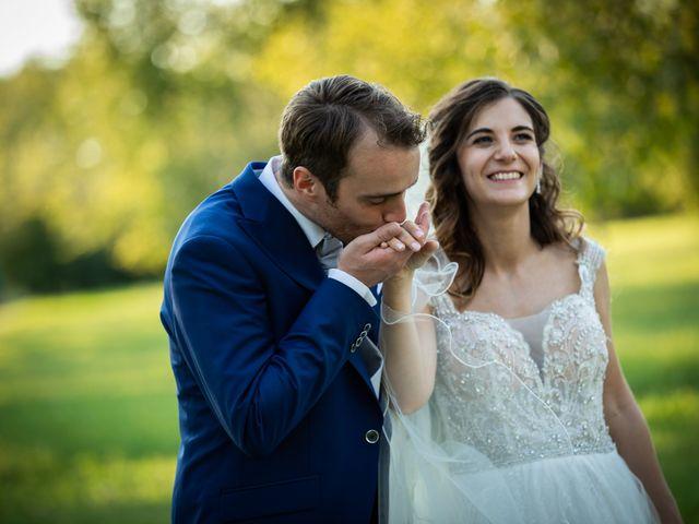 Il matrimonio di Giulia e Gabriele a Modena, Modena 101