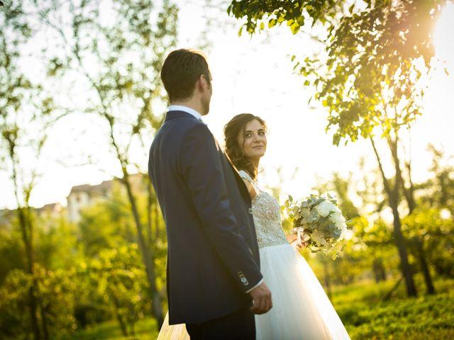 Il matrimonio di Giulia e Gabriele a Modena, Modena 103