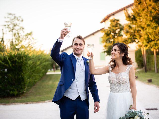 Il matrimonio di Giulia e Gabriele a Modena, Modena 127