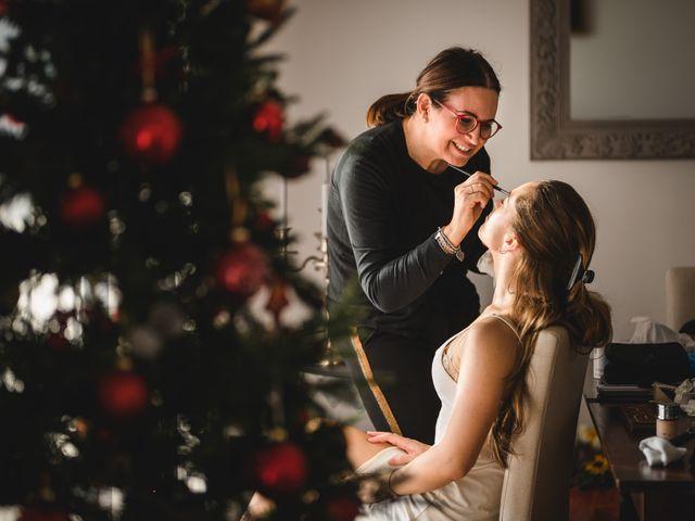 Il matrimonio di Nicola e Francesca a Milano, Milano 1