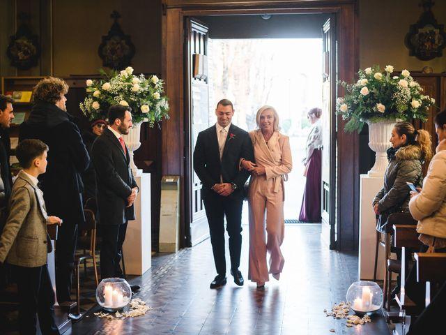 Il matrimonio di Nicola e Francesca a Milano, Milano 8