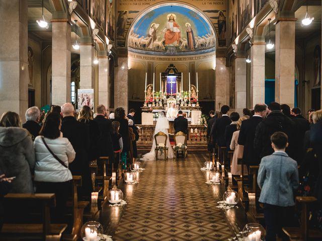 Il matrimonio di Nicola e Francesca a Milano, Milano 13