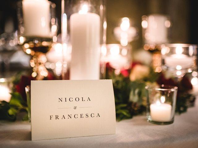 Il matrimonio di Nicola e Francesca a Milano, Milano 31