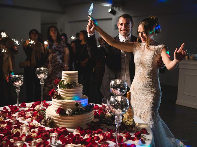 Il matrimonio di Nicola e Francesca a Milano, Milano 36