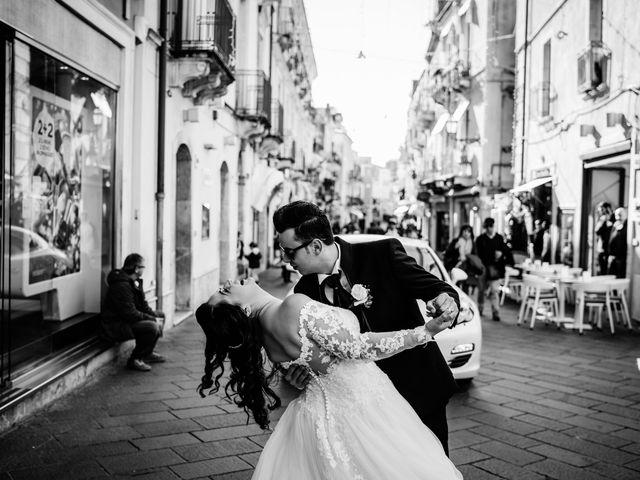 Il matrimonio di Dario e Morena a Taormina, Messina 1