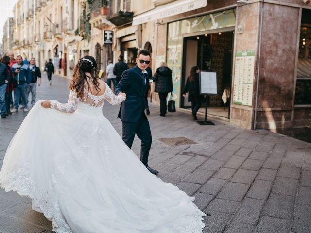 Il matrimonio di Dario e Morena a Taormina, Messina 4