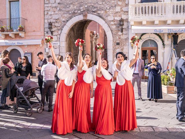 Il matrimonio di Dario e Morena a Taormina, Messina 6