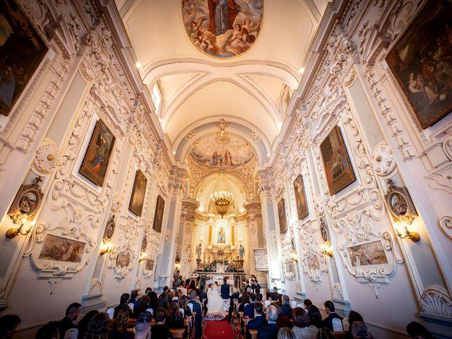 Il matrimonio di Dario e Morena a Taormina, Messina 19