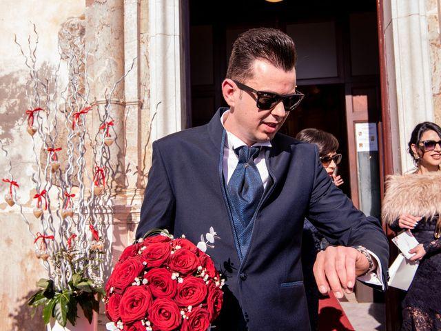 Il matrimonio di Dario e Morena a Taormina, Messina 22