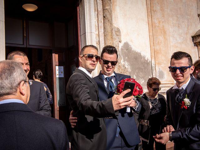 Il matrimonio di Dario e Morena a Taormina, Messina 24