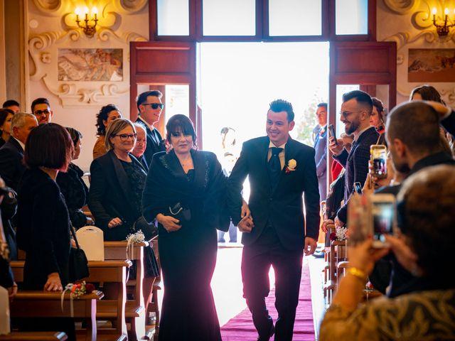 Il matrimonio di Dario e Morena a Taormina, Messina 34