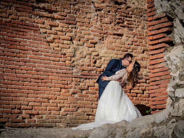 Il matrimonio di Dario e Morena a Taormina, Messina 37