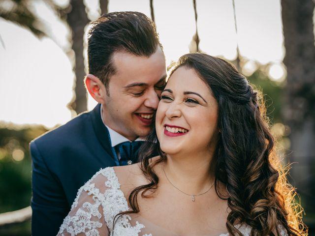 Il matrimonio di Dario e Morena a Taormina, Messina 39