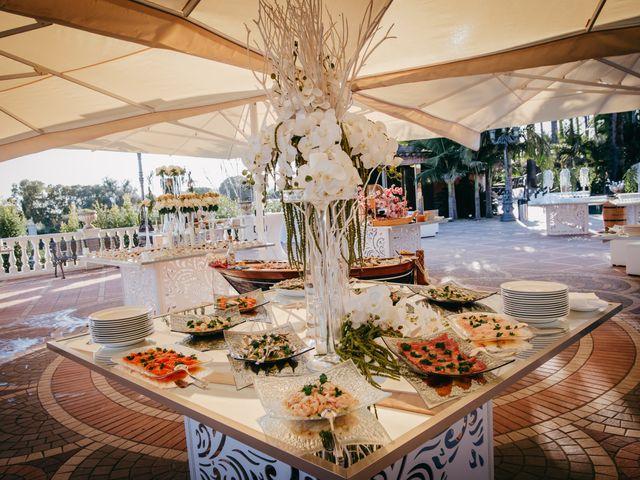 Il matrimonio di Dario e Morena a Taormina, Messina 59