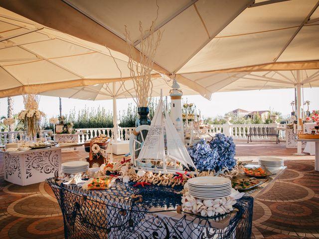 Il matrimonio di Dario e Morena a Taormina, Messina 61
