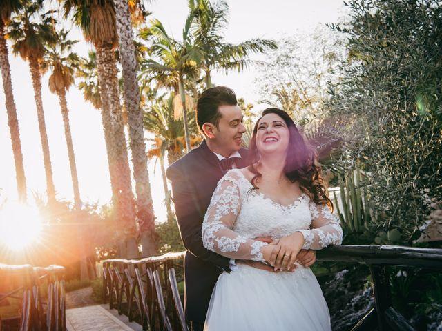 Il matrimonio di Dario e Morena a Taormina, Messina 62