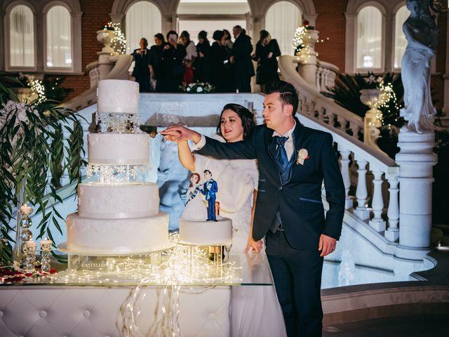 Il matrimonio di Dario e Morena a Taormina, Messina 75