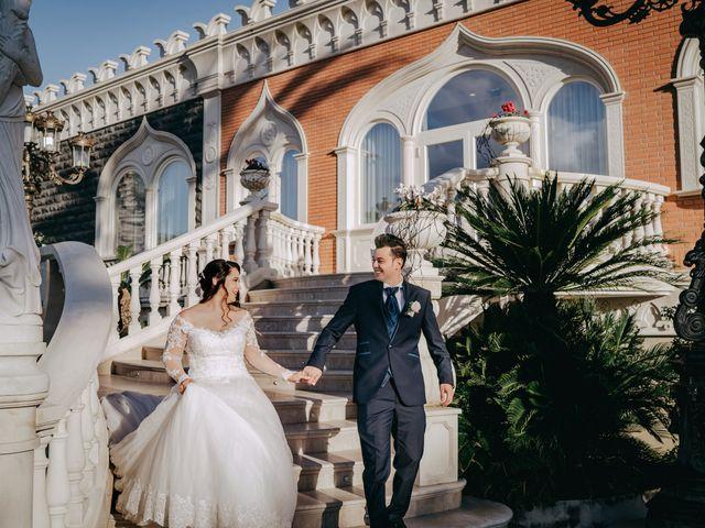 Il matrimonio di Dario e Morena a Taormina, Messina 94