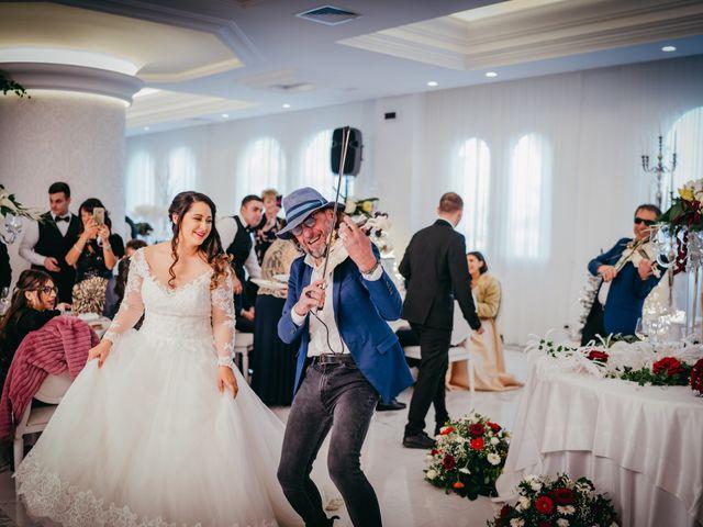 Il matrimonio di Dario e Morena a Taormina, Messina 98