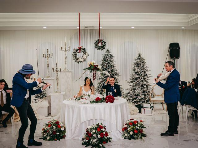 Il matrimonio di Dario e Morena a Taormina, Messina 101