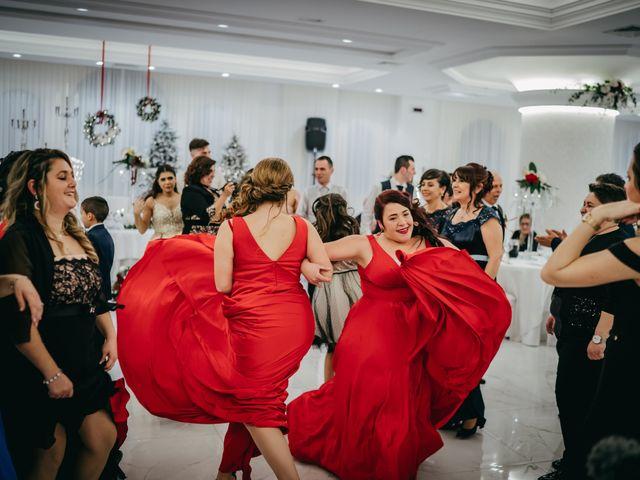 Il matrimonio di Dario e Morena a Taormina, Messina 105