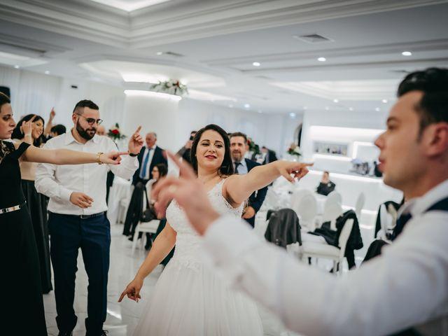 Il matrimonio di Dario e Morena a Taormina, Messina 106