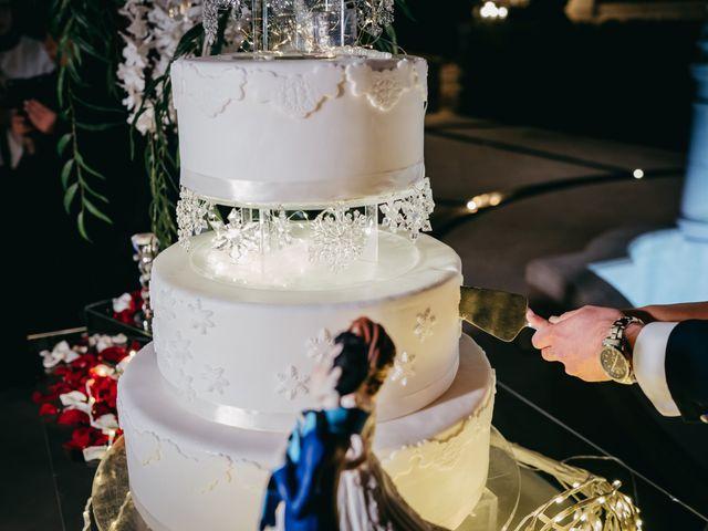 Il matrimonio di Dario e Morena a Taormina, Messina 107