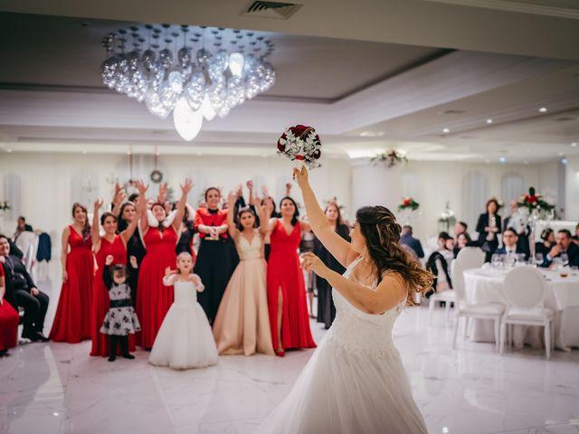 Il matrimonio di Dario e Morena a Taormina, Messina 108