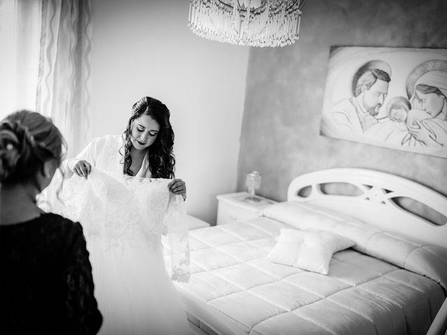 Il matrimonio di Dario e Morena a Taormina, Messina 112