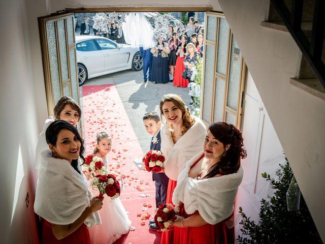 Il matrimonio di Dario e Morena a Taormina, Messina 115