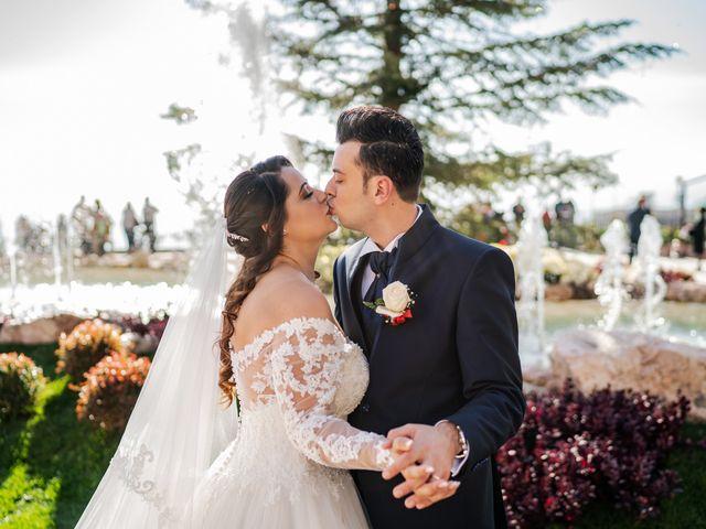 Il matrimonio di Dario e Morena a Taormina, Messina 116