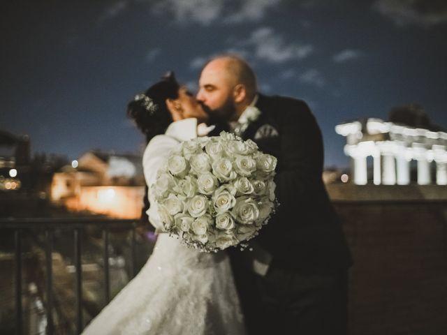 Le nozze di Angelo e Cristina