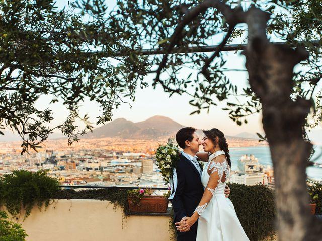 Il matrimonio di Antonio e Claudia a Napoli, Napoli 20