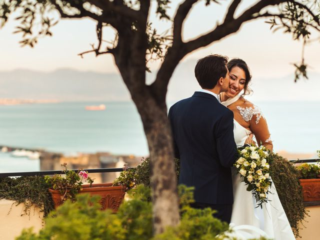 Il matrimonio di Antonio e Claudia a Napoli, Napoli 26