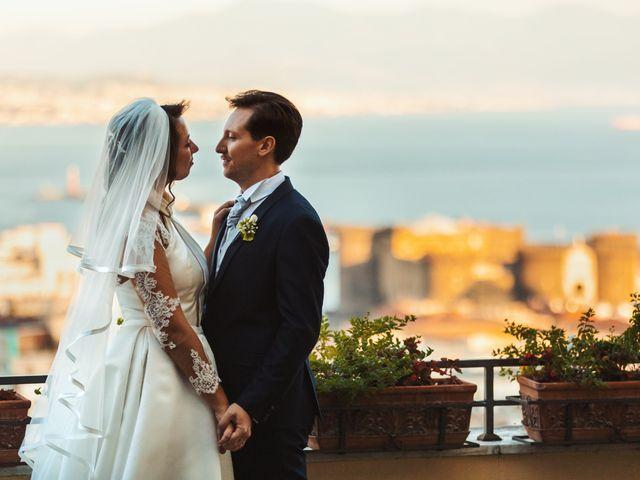 Il matrimonio di Antonio e Claudia a Napoli, Napoli 33