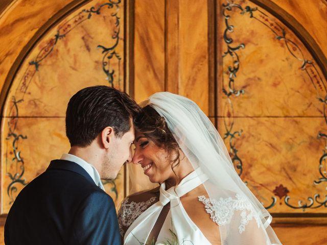Il matrimonio di Antonio e Claudia a Napoli, Napoli 35