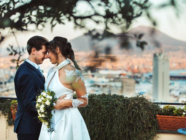 Il matrimonio di Antonio e Claudia a Napoli, Napoli 39