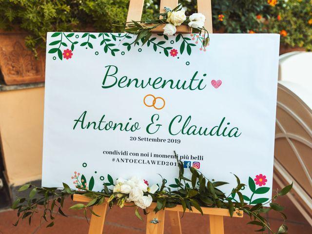 Il matrimonio di Antonio e Claudia a Napoli, Napoli 42