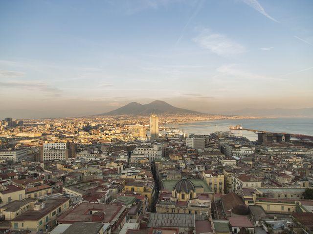 Il matrimonio di Antonio e Claudia a Napoli, Napoli 48