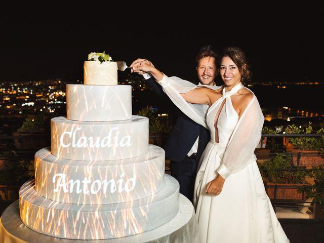 Il matrimonio di Antonio e Claudia a Napoli, Napoli 55
