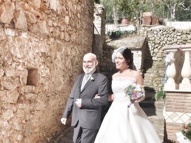 Il matrimonio di Tiziana e Vito  a Coreno Ausonio, Frosinone 6
