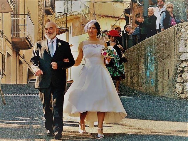 Il matrimonio di Tiziana e Vito  a Coreno Ausonio, Frosinone 9