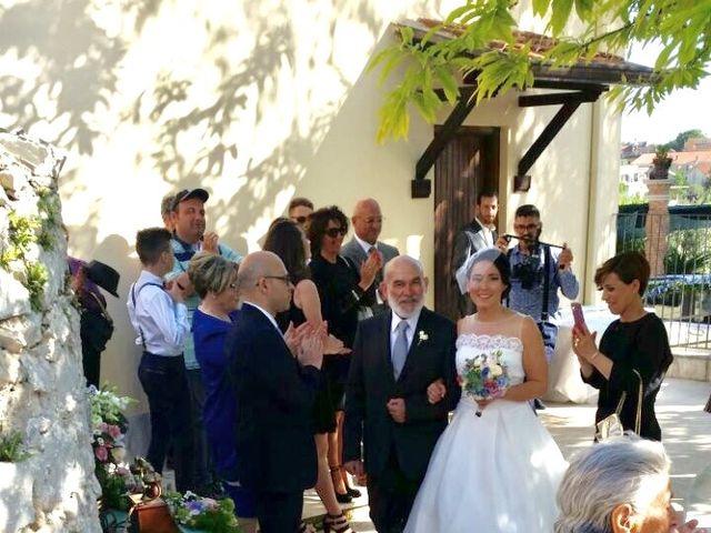 Il matrimonio di Tiziana e Vito  a Coreno Ausonio, Frosinone 12